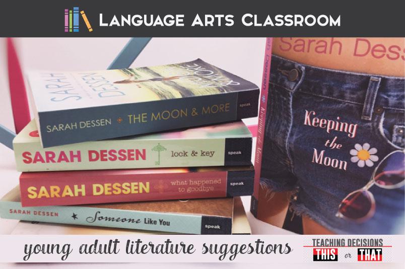 Sarah Dessen: Young Adult Literature