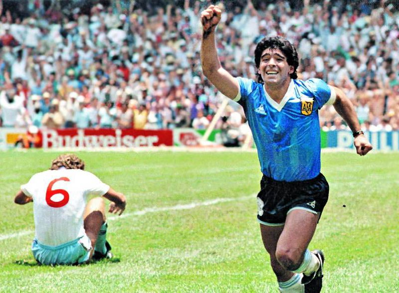 Listening Report: World Cup Stars – Maradona (From the Archives)