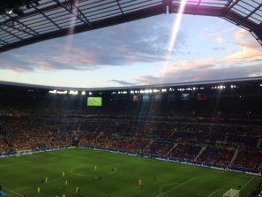 Albania vs Romania 2016