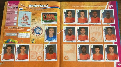 World Cup 2014 Netherlands