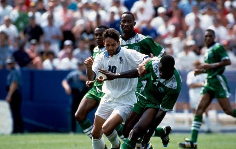 Football Language Podcast: 1994 World Cup Italy vs Nigeria