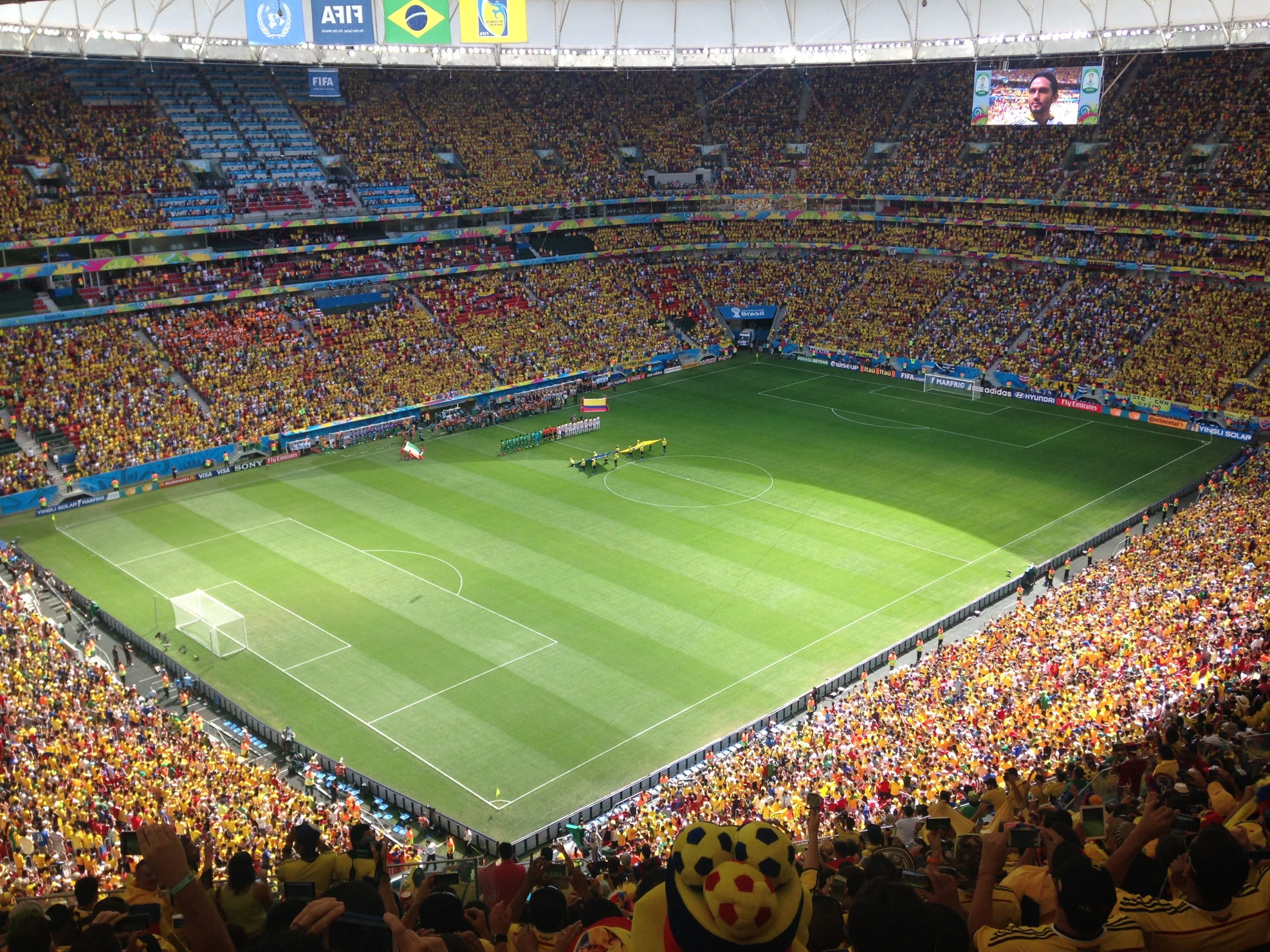 World Cup Review