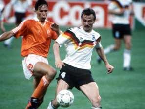 1990 World Cup Netherlands v West Germany
