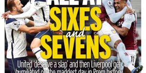 Newspaper Headlines: All at sixes and sevens