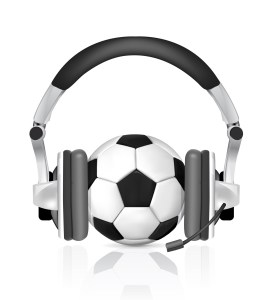 Learning English Through Football Podcast