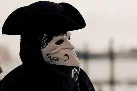 Il Carnevale di Venezia: la bauta.