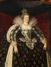 Maria de' Medici invitò Francesca Caccini in Francia.