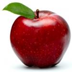 Manzana-embarazo