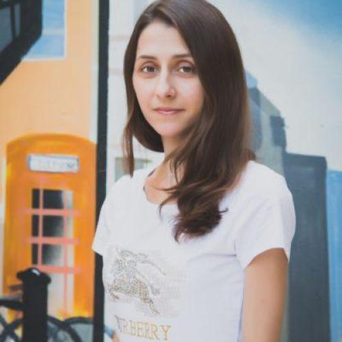 Оксана Бляшевская