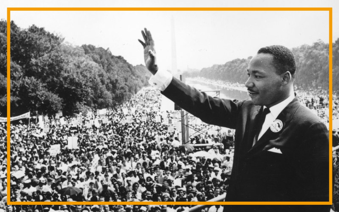 """Read Martin Luther King, Jr.'s """"I Have a Dream"""" Speech in Japanese, Chinese & Spanish"""