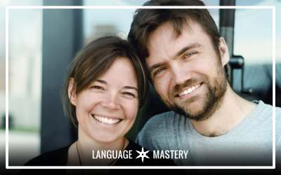 Interview with Michael & Ellen Robinson from Uncommon Dream on Learning Spanish & Raising Children Bilingually