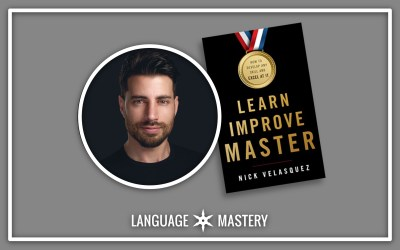 Author Nick Velasquez on how to master any skill, learn Japanese, and remember more of what you read