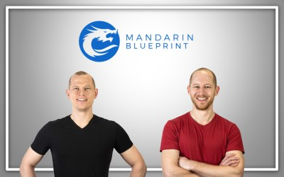 Luke & Phil from the Mandarin Blueprint on how to learn Chinese from home during quarantine, why you should focus on listening first, and how to crack characters & tones