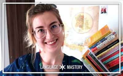 Polyglot Lindie Botes on how to master Japanese, Korean, and more through interest, immersion & self-study