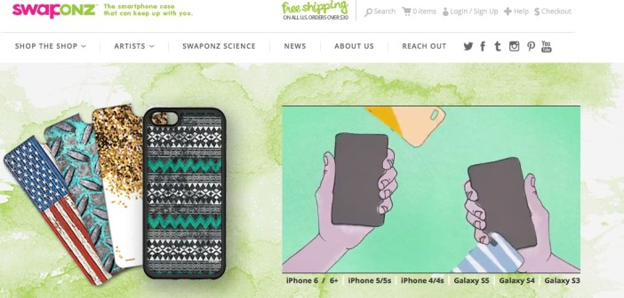 Swaponz: Exchanging Memories One Design at a Time