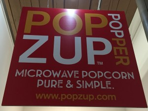 Language of Business TV filming: PopZup Popcorn (Dover, NH)
