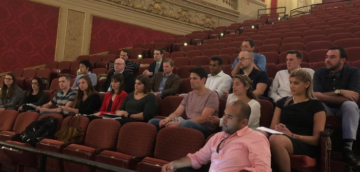 Business of Theatre: Questrom Visit to Boston Opera House