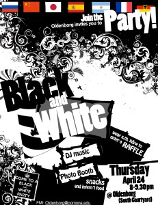 Blk&White Party