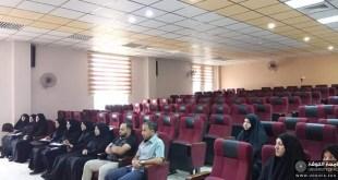 كلية اللغات تقيم ورشة عمل حول جودة التنظيم الإداري