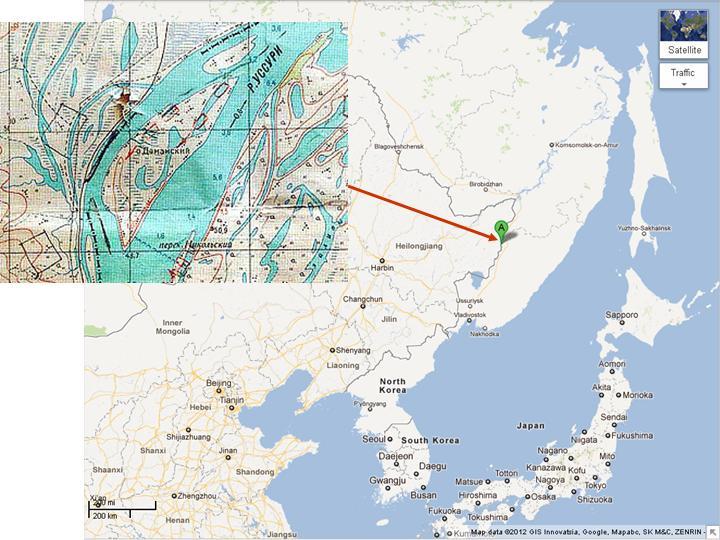 Imagini pentru damansky map conflict photos
