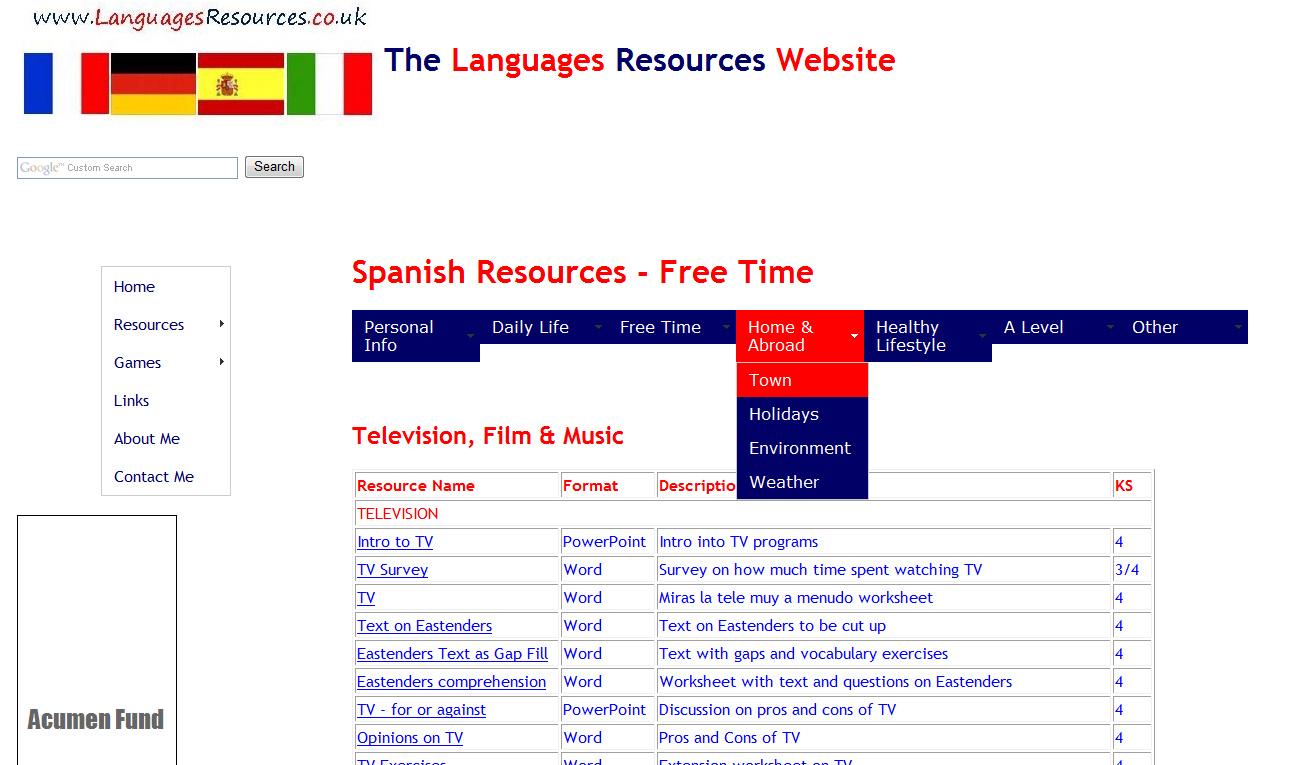 Languages Resources Index - Windows Internet Explorer 24052009 192208.bmp