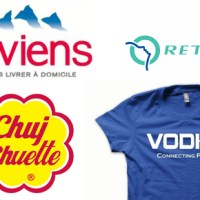 Parodie de logos : trouvez l'intrus !