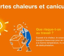 Canicule – Adopter les bons gestes