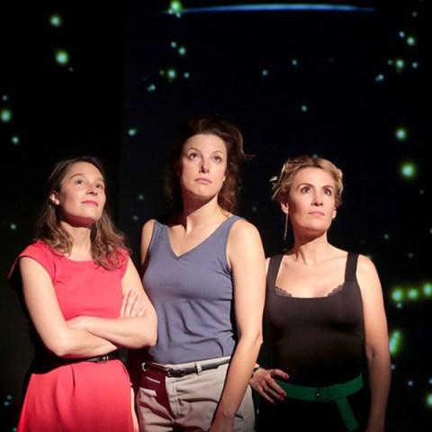 Théâtre : Des plans sur la comète – Le vendredi 19 novembre