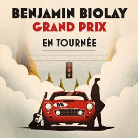 Concert : Benjamin BIOLAY à la Cigalière – Le vendredi 3 décembre
