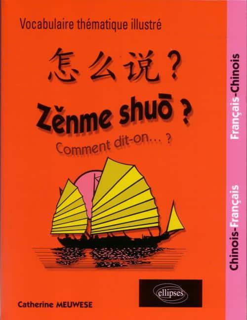 Zenme shuo ? Comment dit-on ? Lexique thématique