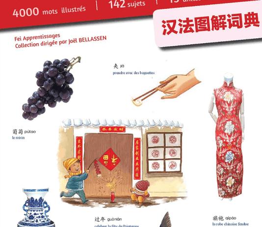 dictionnaire illustre chinois