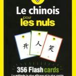 Flashcards - Le chinois pour les Nuls