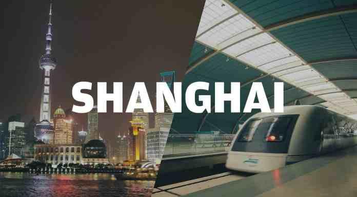 découvrez shanghai