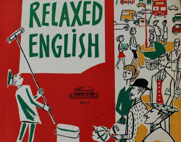 Instructional LPs - Relaxed English