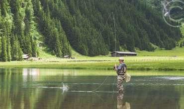 Fiskeupplevelser & Övernattning