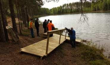Ny Brygga – Blåsjön