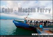 Cebu - Mactan Ferry
