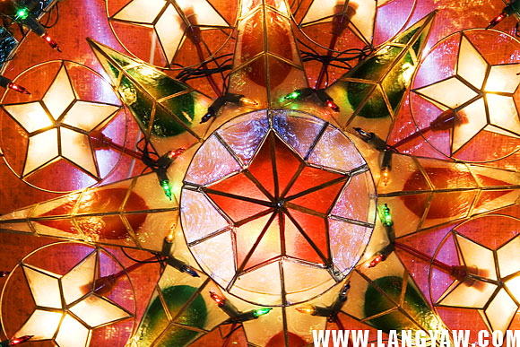 Bright And Colorful Parols Lighting The Holidays Langyaw