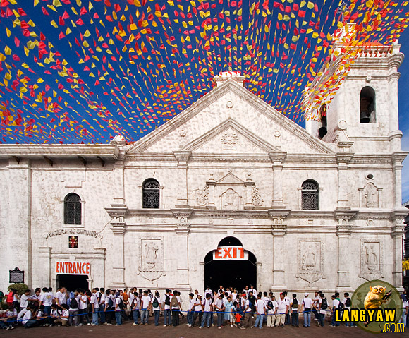 Sto Nino devotion