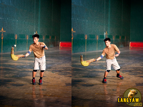 "Jai alai used to be a popular sport in the country and in Cebu, it fueled the illegal numbers game of ""masiao"""