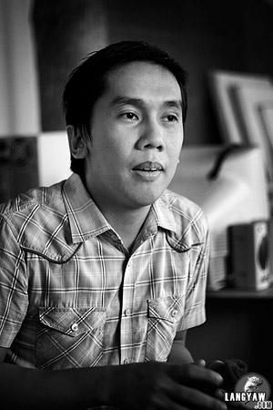 Cebu heritage blogger, Arnold Carl Sancover