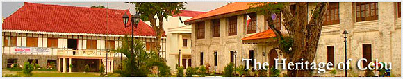 """Arnold Carl's primary Cebu blog, """"Heritage of Cebu"""" is the only site I know that exclusively highlights the island province's treasures"""
