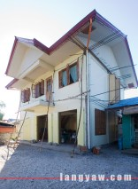 Homestay (Connie Agudera): unfinished but livable