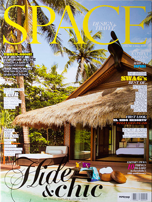 Space Magazine Travel Issue Vol. 3, 2012