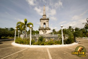 The Mactan Shrine in Lapulapu City, Cebu