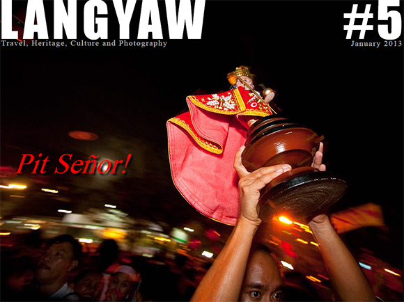 Cover of the latest Langyaw photo e-magazine, now in its 5th edition
