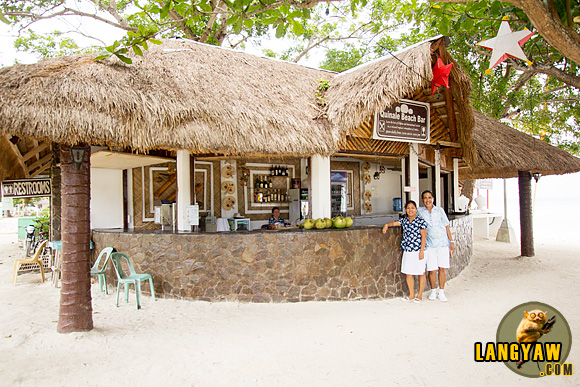 Quinale Beach Bar