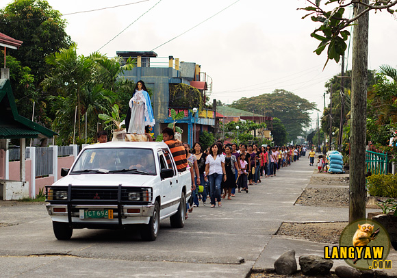 Good Friday in Gonzaga, Cagayan