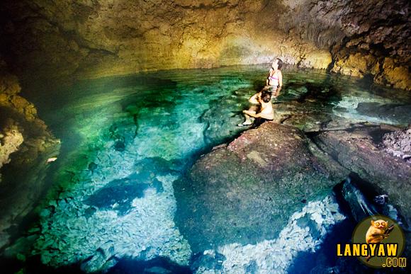 Combento Cave Pool