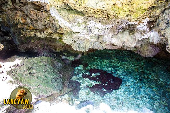 Pool near Combento Cave Pool